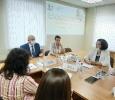 Омбудсмен приняла  участие  в брифинге по теме безопасности пациентов