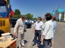 Омбудсмен совместно с председателем областного избиркома побывали на участках для голосования