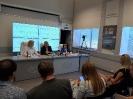 Омбудсмен на брифинге рассказала о реализации избирательных прав граждан на прошедших выборах 140920