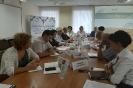Омбудсмен приняла  участие  в заседании круглого стола по теме общественного контроля за подготовкой