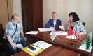 Омбудсмен  приняла участие в приеме граждан в Новоусманском районе